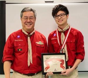 calvin medal of maple