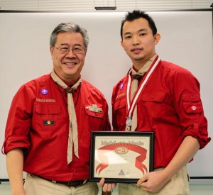 paul medal of maple