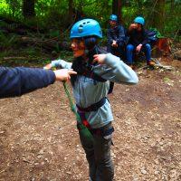 Saftey First, Scouter Karen
