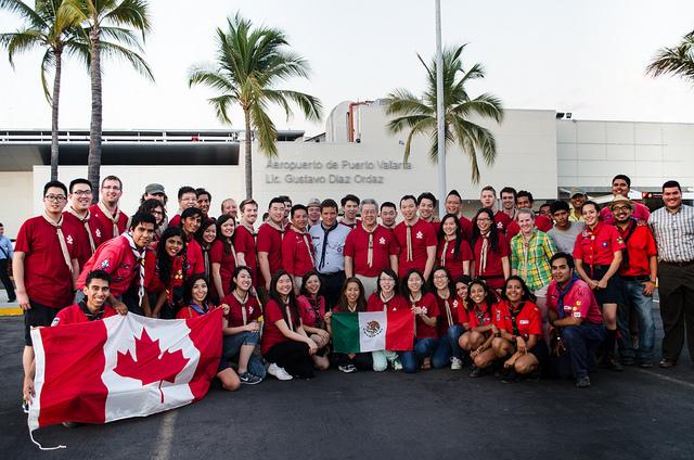 Una nota de agradecimiento – Gracias Scouts de México