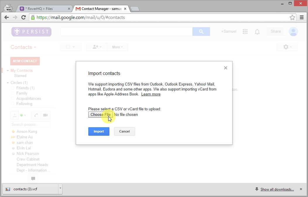 Import Contacts to Google_08