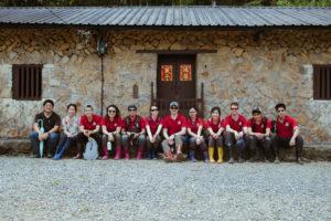 Crew Photography: ShuangLianPi