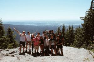 Crew Photography: Lynn Peak HIke
