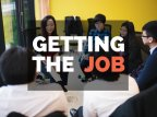Getting the job image