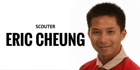Eric Cheung, Scouter