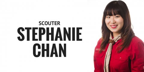 Stephanie Chan, Scouter