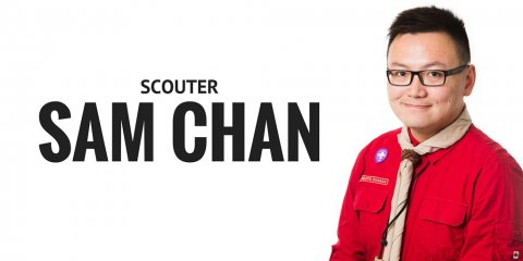 Sam Chan, Scouter