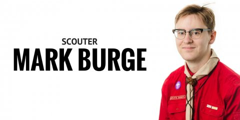 Mark Burge, Scouter
