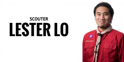 Lester Lo, Scouter