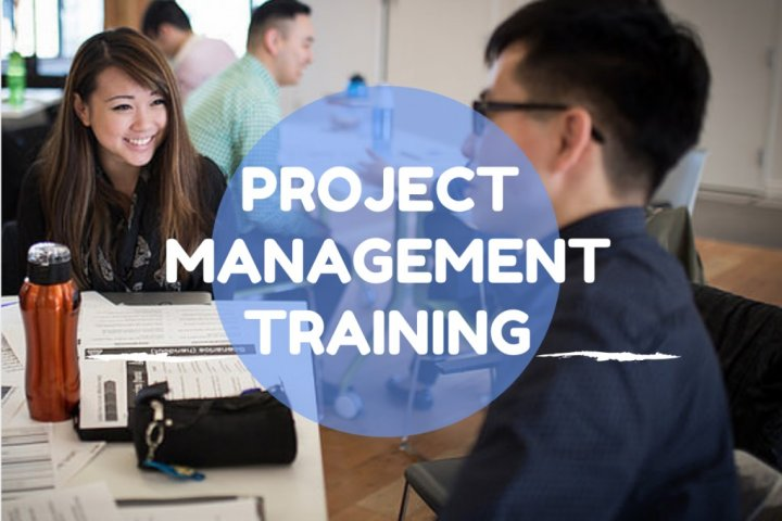 Project management training image